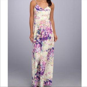 Parker maxi dress, floral XS perfect condition